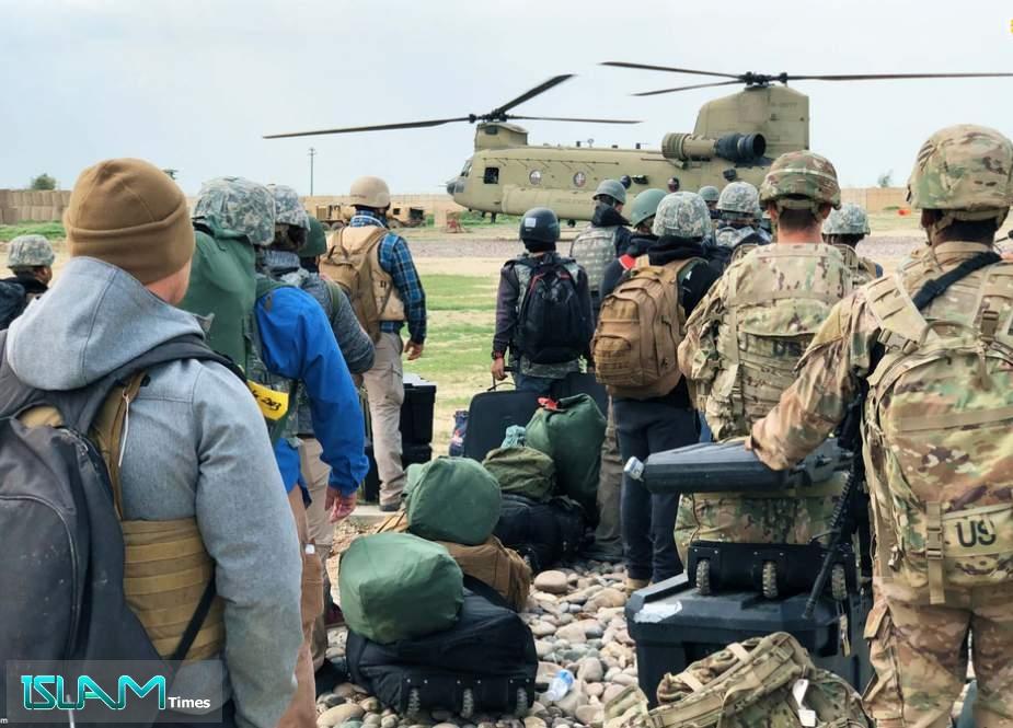 US Troops Leaving Iraqs Qayyarah Air Base as Attacks on American Forces Increase