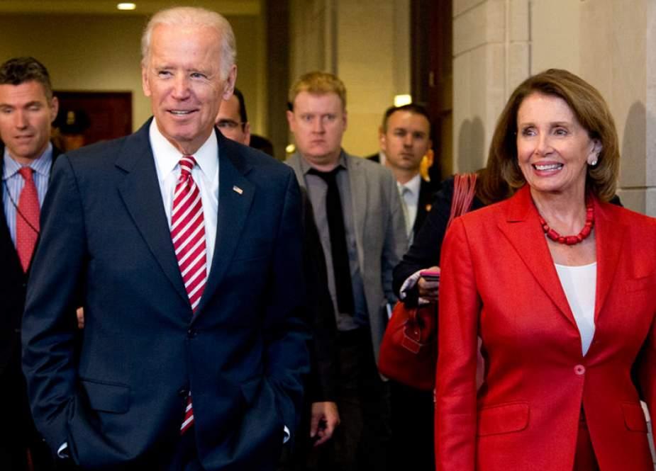 How Nancy Pelosi Is Staying Safe During Coronavirus Pandemic