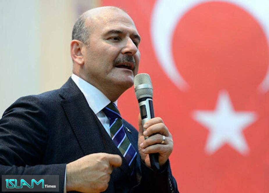 Turkish Interior Minister Slams US for Sanctioning his Iranian Counterpart
