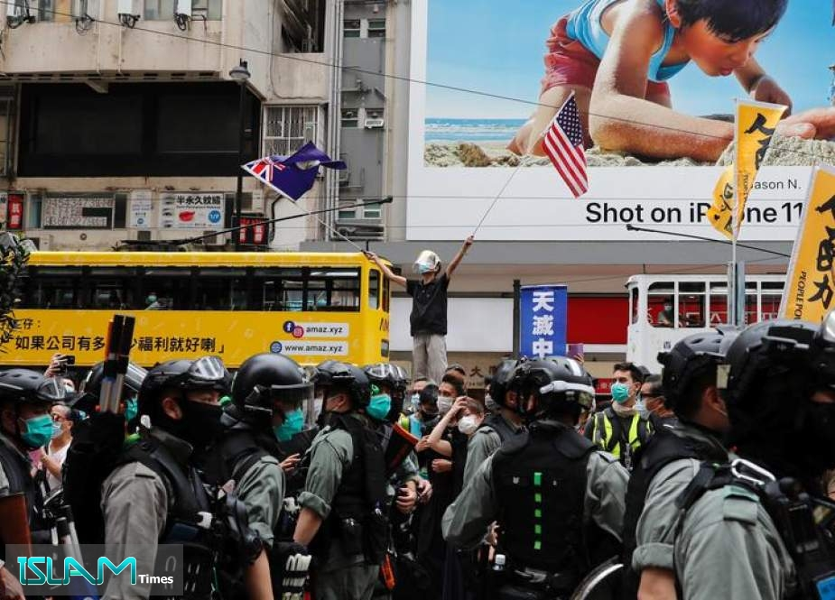 Brewing Unrest in Hong Kong Turned Violent over Proposed Security Law