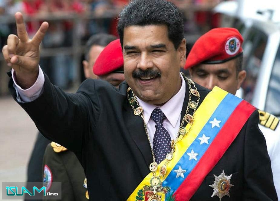 Maduro Thanks Iran for Sending Oil Tankers to Venezuela