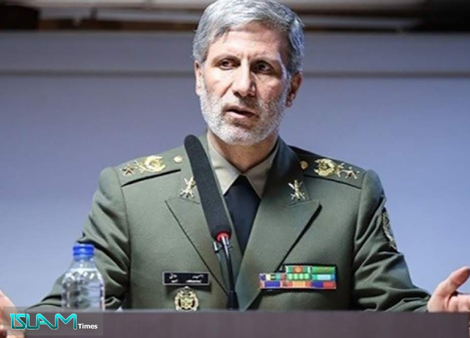 Iran's Defense Minister: Allowing US Entry to Persian Gulf Region A Strategic Mistake