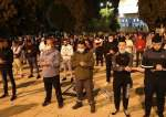 Palestinian worshippers hold dawn prayers at Al-Aqsa Mosque courtyard.jpg