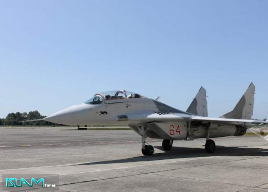 Russia Delivers Advanced MiG-29 Fighter Jets to Syria