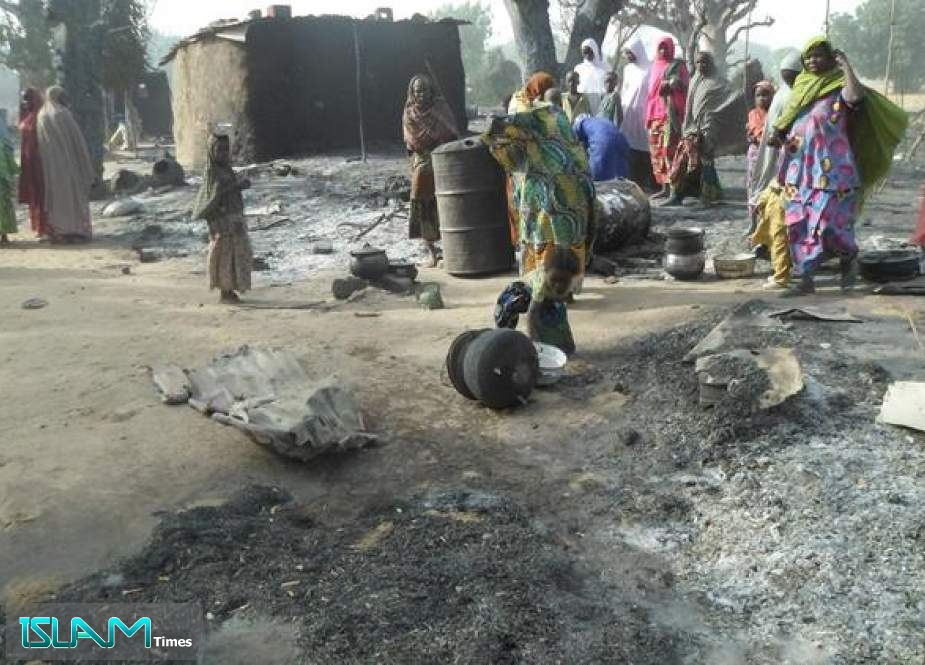 40 Civilians, 20 Soldiers Killed in Nigeria Terrorist Attack
