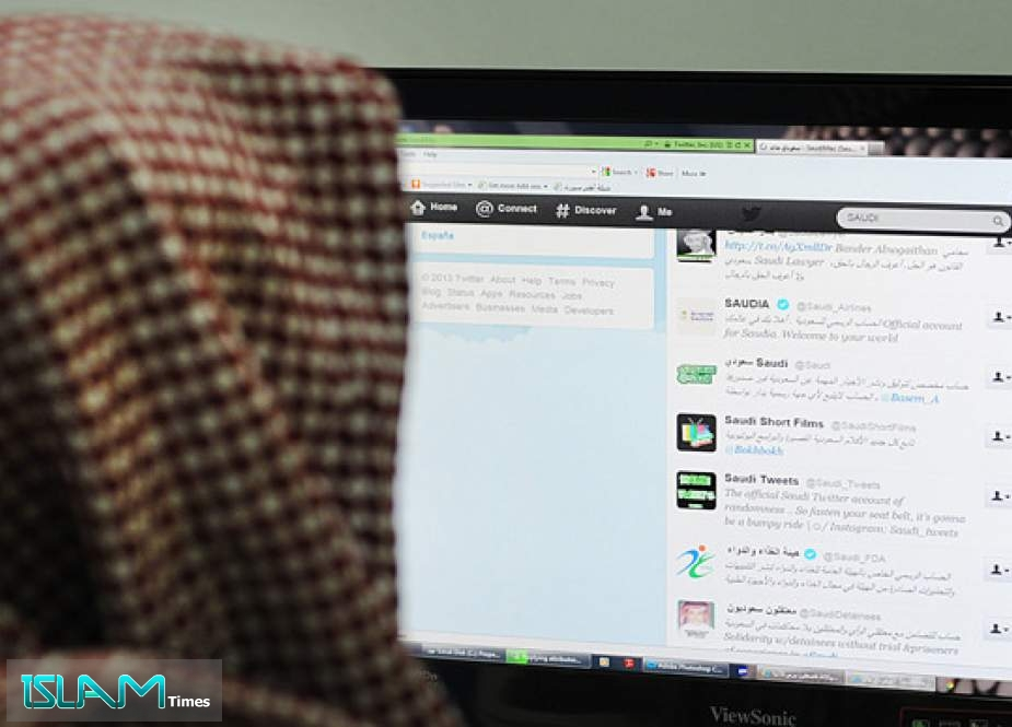 Scores of Saudi Civilians Imprisoned over Critical Tweets of Regime: Report