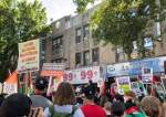 Hundreds March In New York Against 'Israel's' West Bank Annexation Scheme