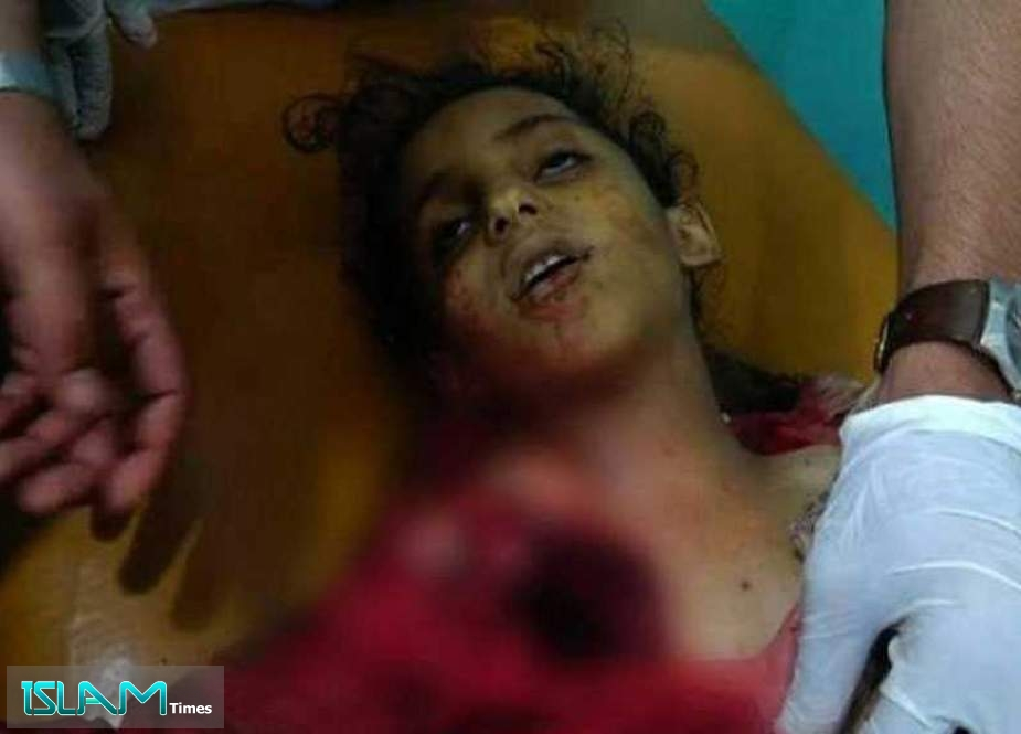 Saudi Arabia Commits Another Massacre in Yemen's Saada: Woman, Girl Martyred, Other Children Injured