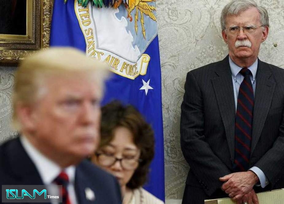 Trump Could Cozy Up to Iran If He Wins 2nd Term: Bolton