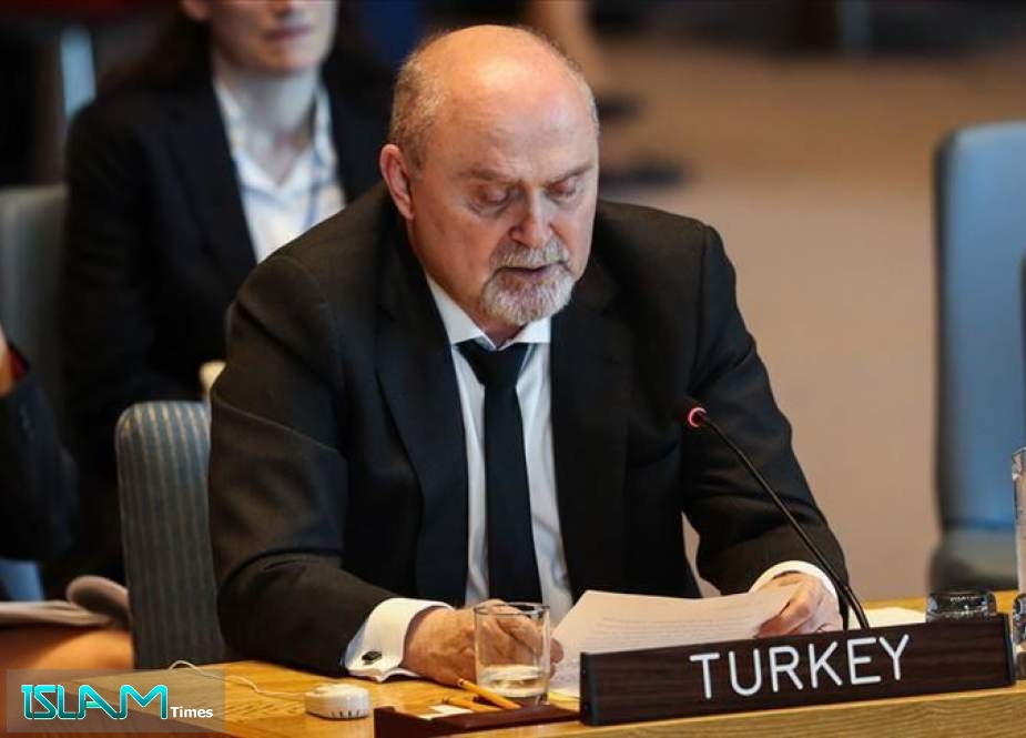 Turkey: UNSC Must Remind UAE of Duty to International Law