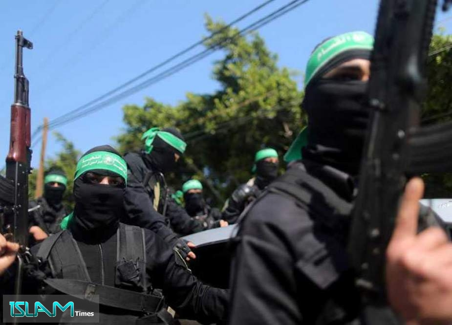 Hamas Urges An 'Armed Struggle' To Liberate 'Israeli'-occupied West Bank
