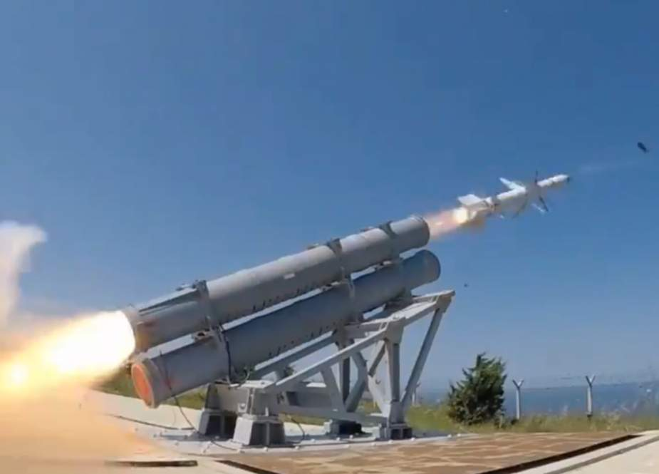 Turkey first homegrown anti-ship cruise missile