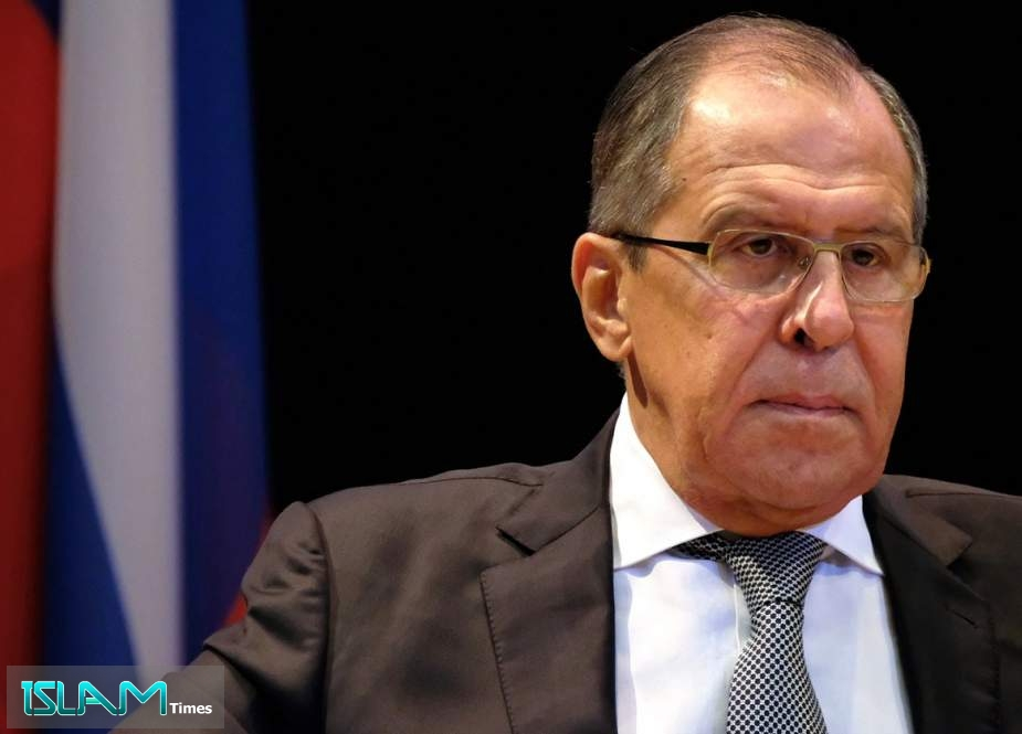 Russian FM Lavrov Warns About Rising Risks of Nuclear Confrontation