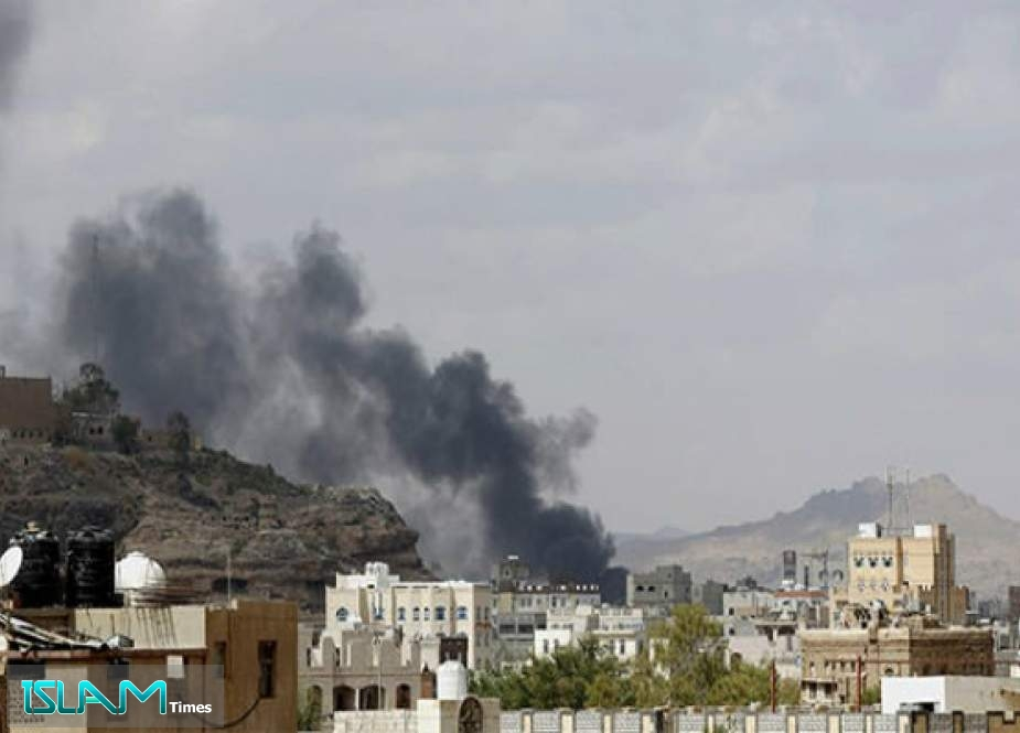Saudi Coalition Launches Attack on Yemeni Al Hudaydah Provin.