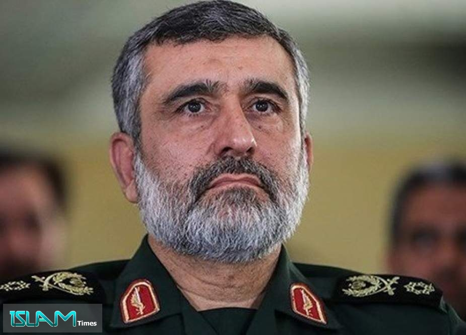 Commander: Iran First Country to Fire Ballistic Missile from Underground