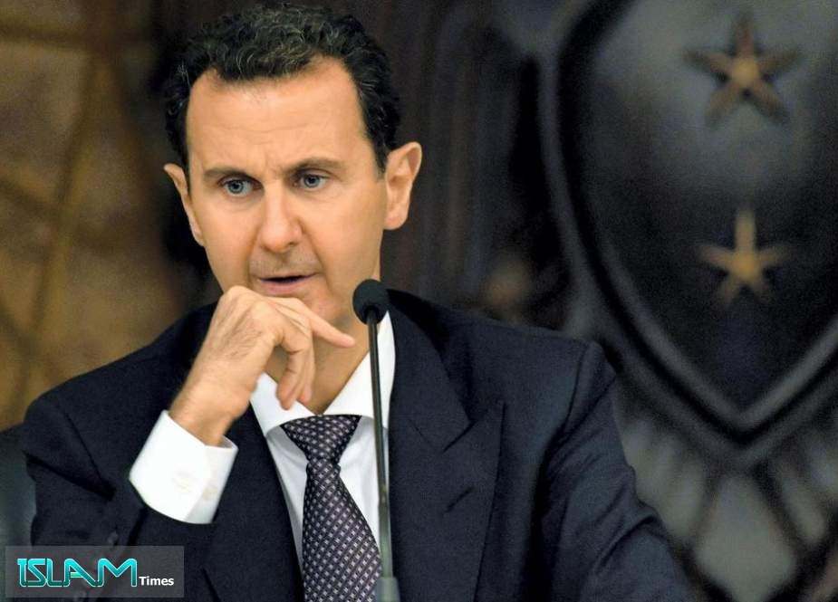US Sanctions Syria President Bashar Assad, His Son