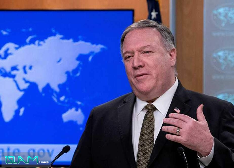 Pompeo: US Expands Sanctions against Iran to Target Nuke, Military, Ballistic Missile Programs