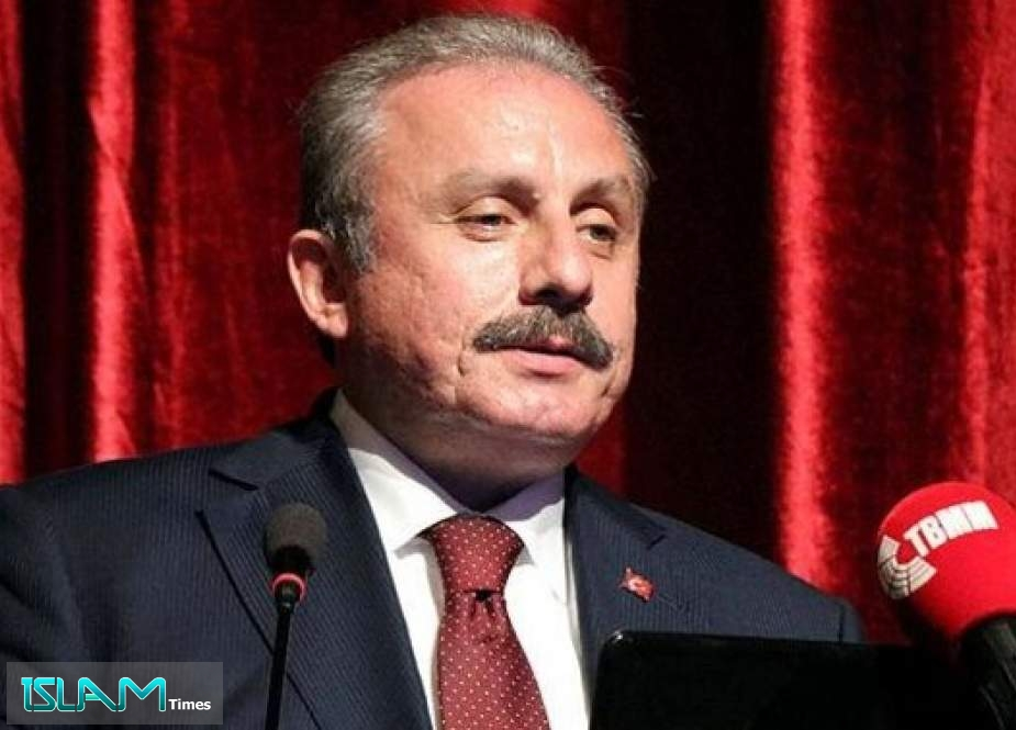 Turkish Parliament Speaker Voices Opposition to US Anti-Iran Sanctions
