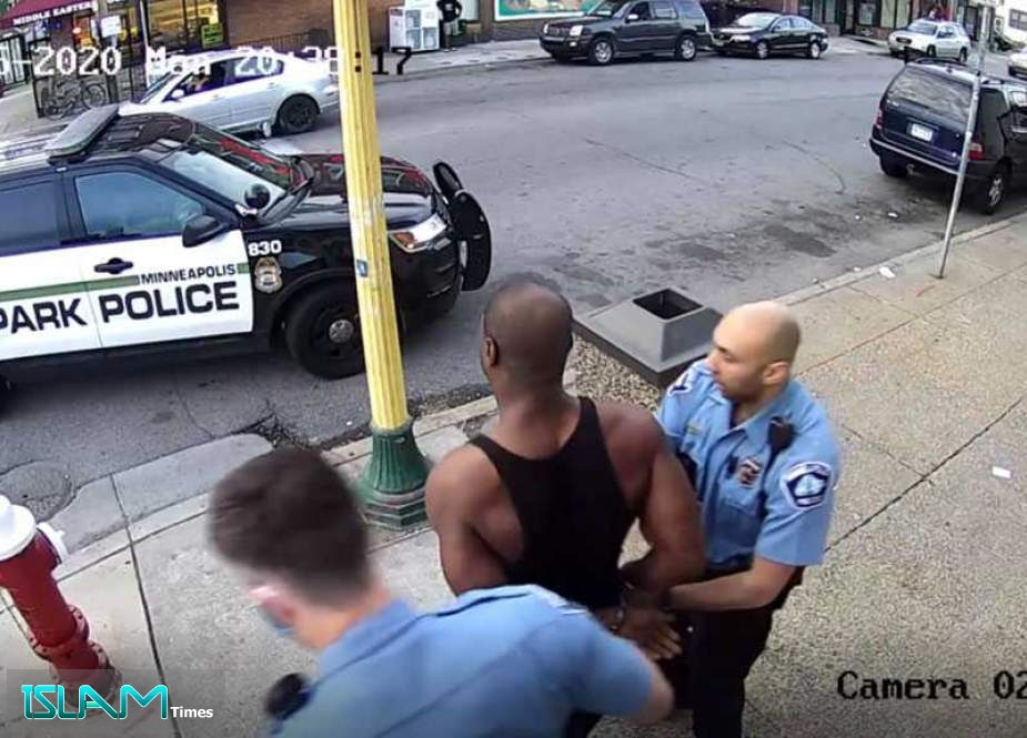 Leaked Bodycam Footage of George Floyd's Arrest Reveals New Disturbing Detail