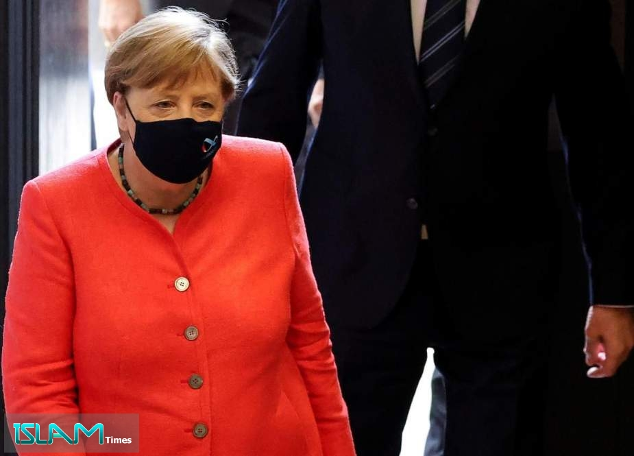 Merkel Opposes US Plan to Withdraw Troops from Germany