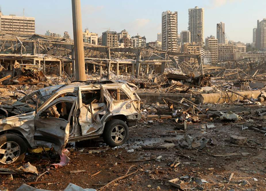 Israel Denies Responsibility for Massive Blast in Beirut.jpg