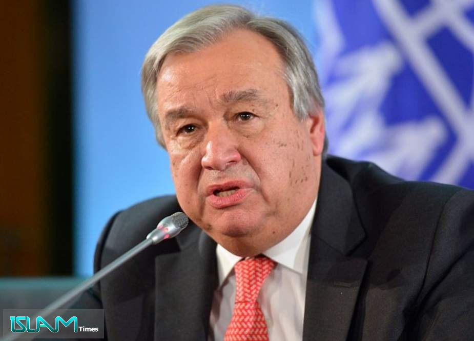 UN Chief Says Risk of Nuclear Weapons Rising, Urges Action