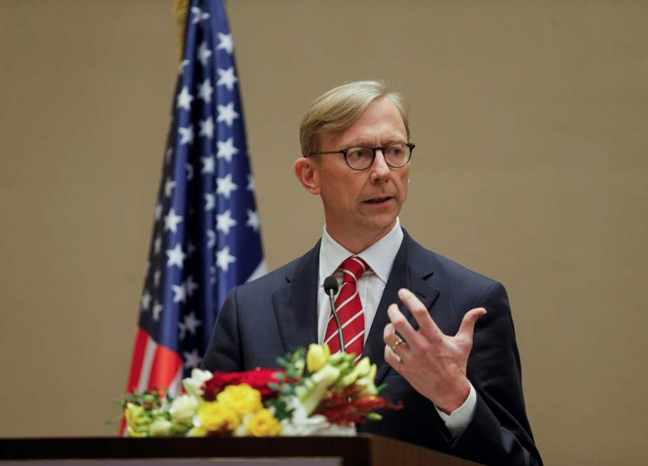 Brian Hook, the US State Department's hawkish special envoy for Iran.jpg