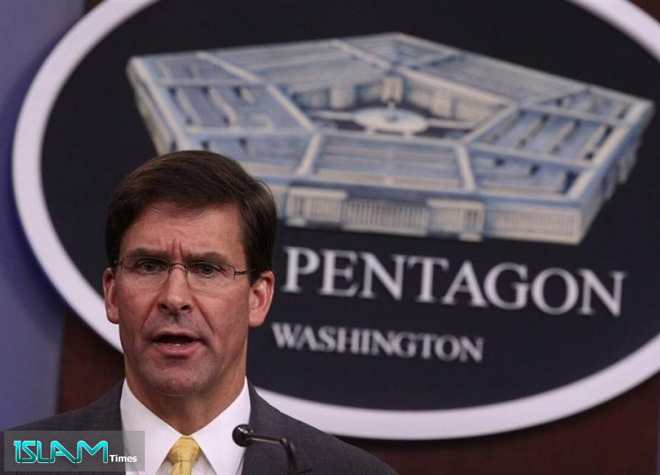 US Putting More Troops on Russia's Borders to Deter Moscow: Esper