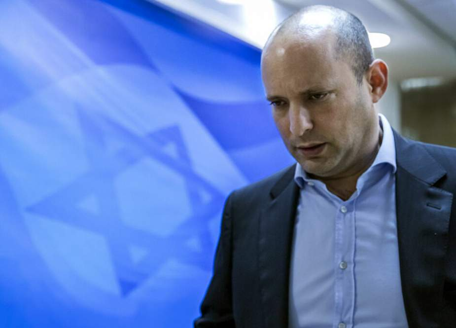 Naftali Bennett, Head of Yamina party and  former Zionist defense minister.jpg