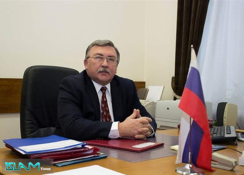 Ulyanov Rejects Pompeo