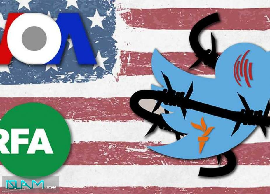 Twitter Spreads Paid US Gov't Propaganda While Falsely Claiming It Bans State Media Ads