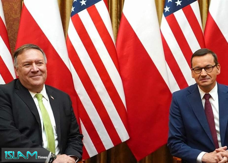 US, Poland Sign Military Cooperation Deal