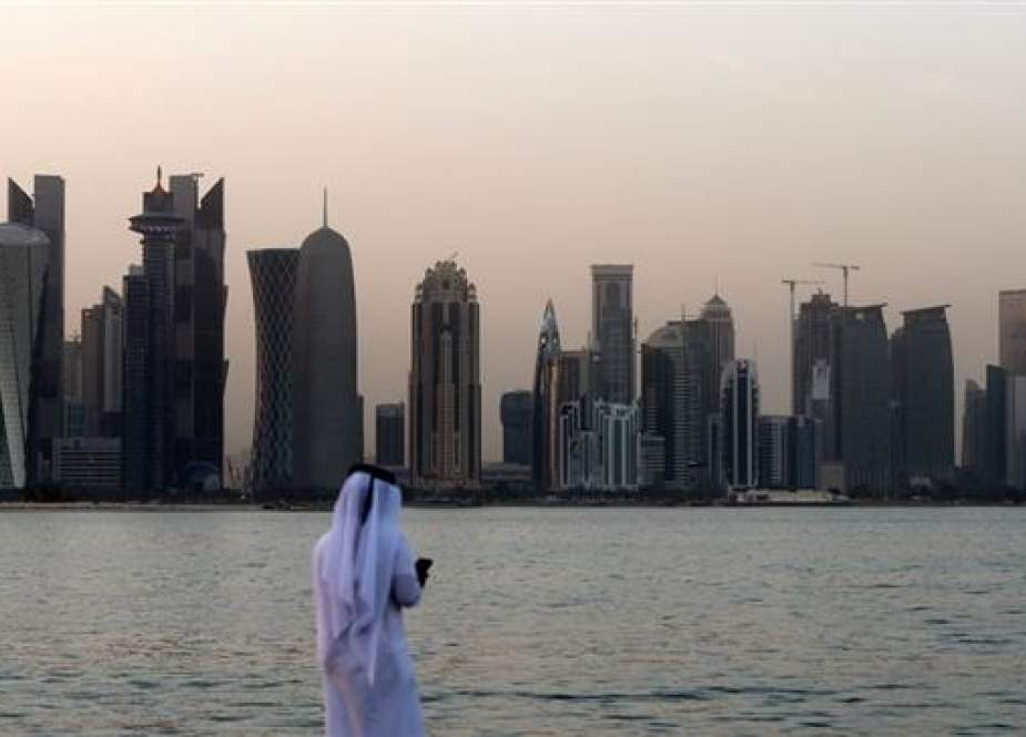 Qatari capital city of Doha.jpg