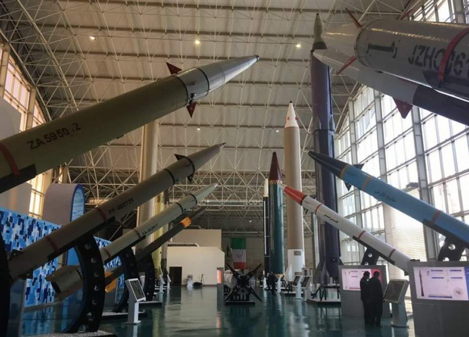 National Aerospace Park (Tasnim News).