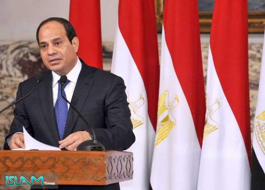 Sisi Warns Of 'Instability' in Egypt after Protest Calls
