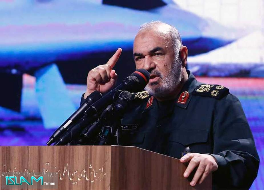 IRGC Chief Rules Out Possibility of US War: Road to Military Action is Blocked