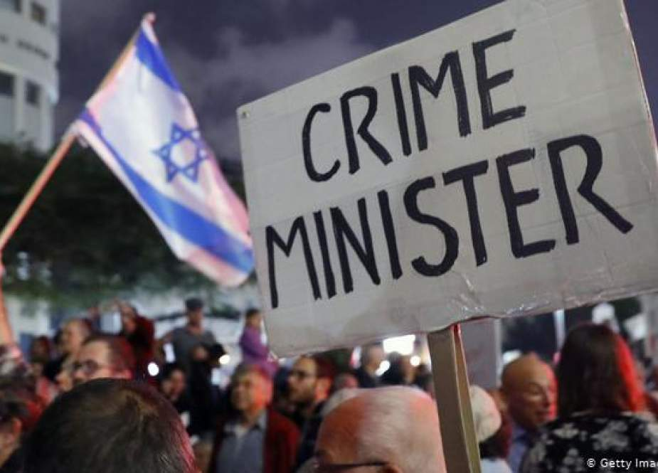 Anti-government protesters rallies in Israel.jpg
