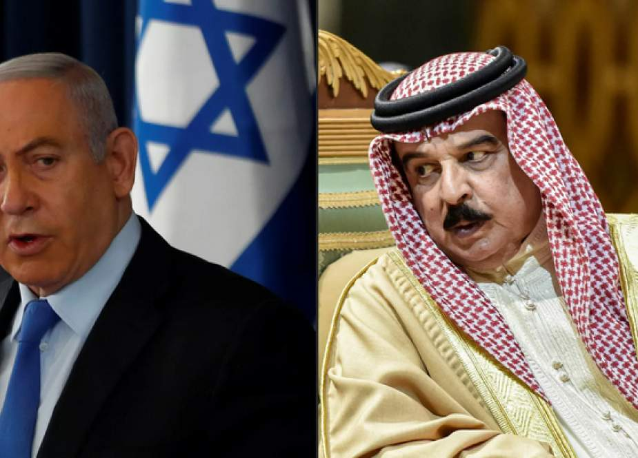 Bahrain and Zionist Israel
