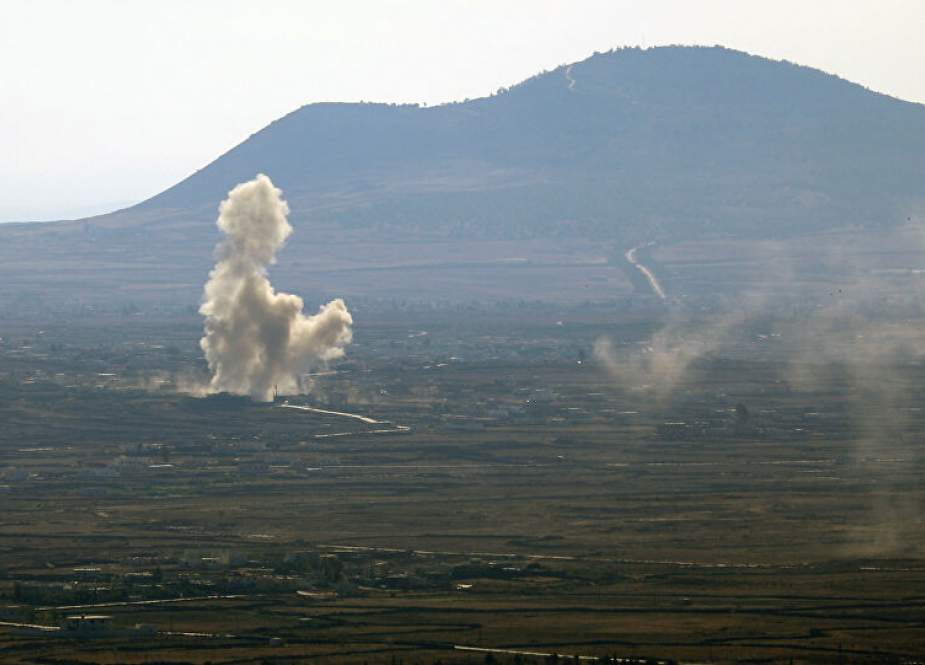 Israel confirms attacks on Syrian Military targets.jpg