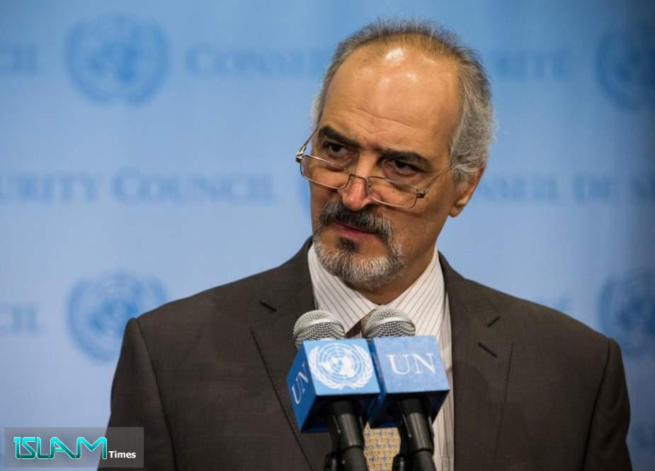 Al-Jaafari: Syria Calls for Making the Middle East a Region Free from Weapons of Mass Destruction