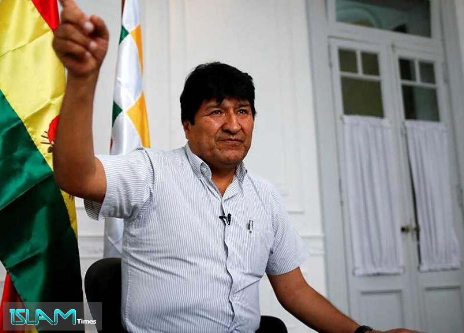 Ex-President Morales: US Trying To Block My Return to Bolivia