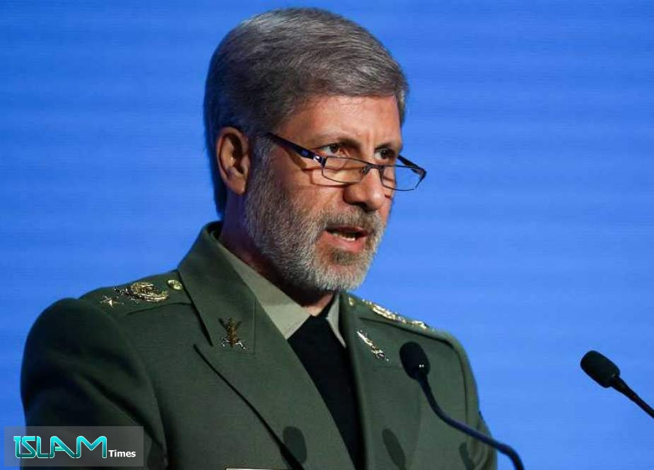Iran Will Sell Weapons to Countries Despised by US: Defense Minister