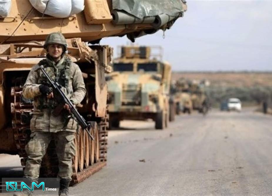 Turkey Withdraws from Base in Northwest Syria, Sources Say