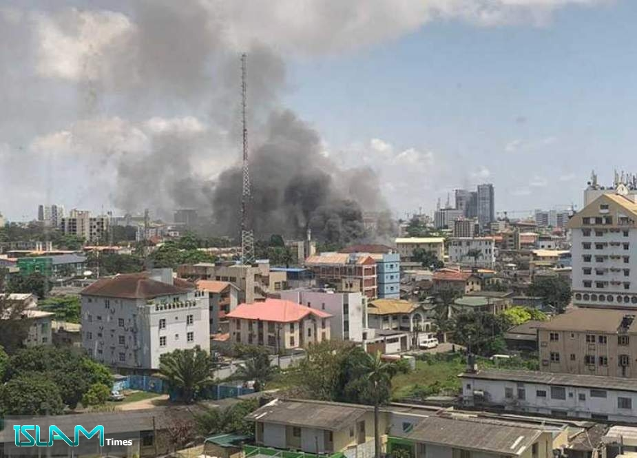 Gunshots Heard in Lagos, Nigeria as Prison Reportedly Set on Fire