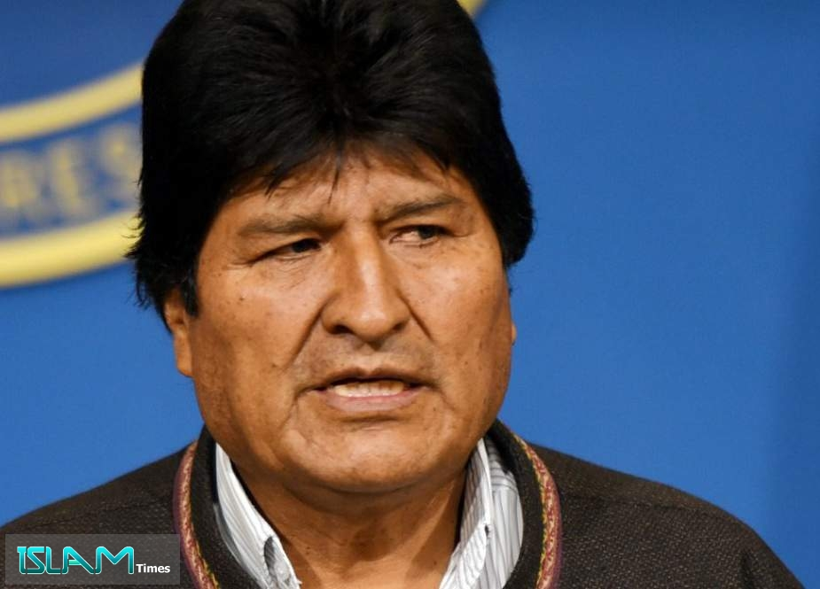 "Bolivia Court Drops ""Terrorism"" Charges against Morales, Annuls Arrest Warrant"