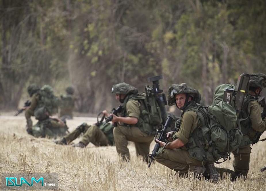 Israeli Army Drills Infantry Troops to Confront Hezbollah