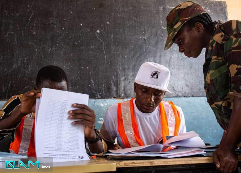 Tanzanians Vote in General Elections