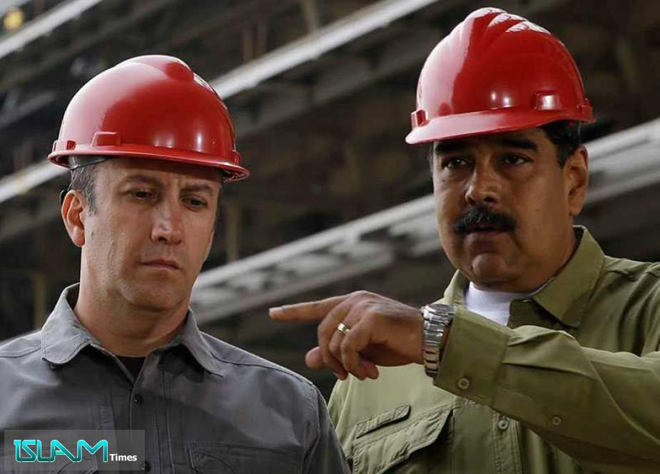 Maduro: Venezuelan Refinery Damaged By Terrorist Attack