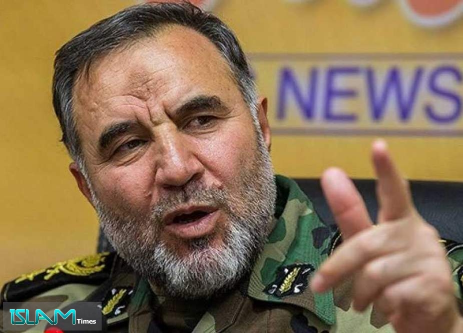 Ground Forces Commander: No Breathing Space for Enemies Near Iran's Borders