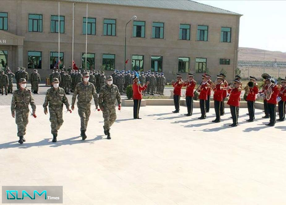 Turkish Presidency Reportedly Submits Motion on Sending Troops to Azerbaijan